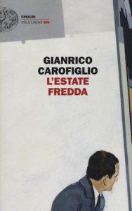 Copertina del libro di Gianrico Varofiglio L'estate fredda